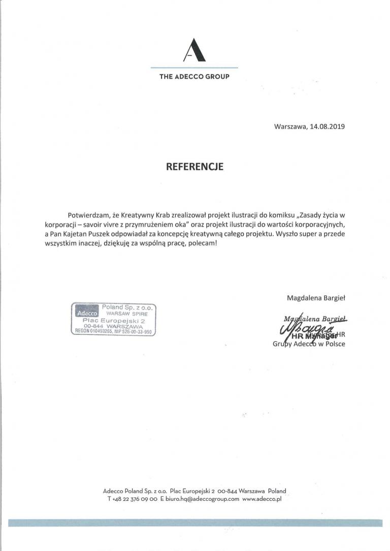 Adecco-referencje-copywriterfreelancer-768x1086